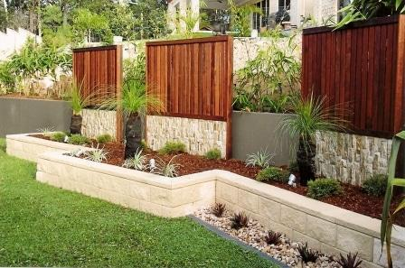 Garden design ideas archives greenscene gardenscope for Australian native garden design ideas