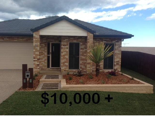 Project home prices brisbane