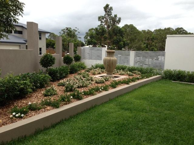 Front garden designs brisbane pdf for Landscape design brisbane