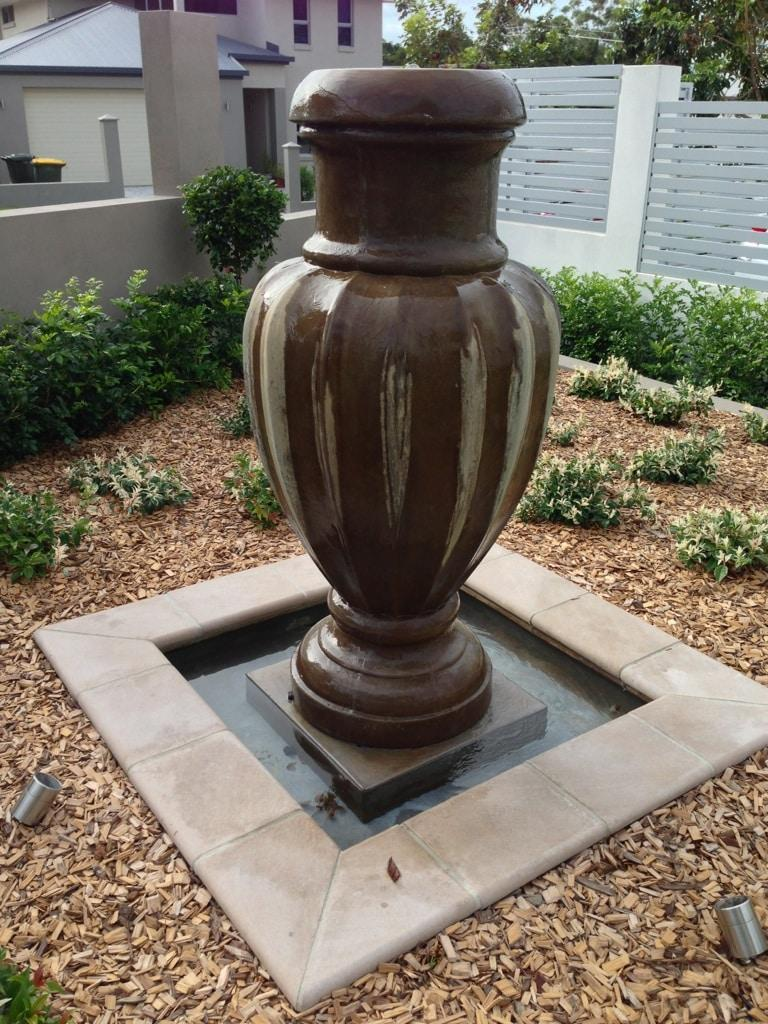 Fountains Water Features Brisbane Landscapers