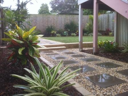 Brisbane landscaping - after