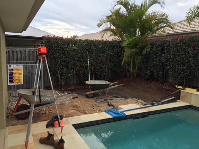 Decking Brisbane Before