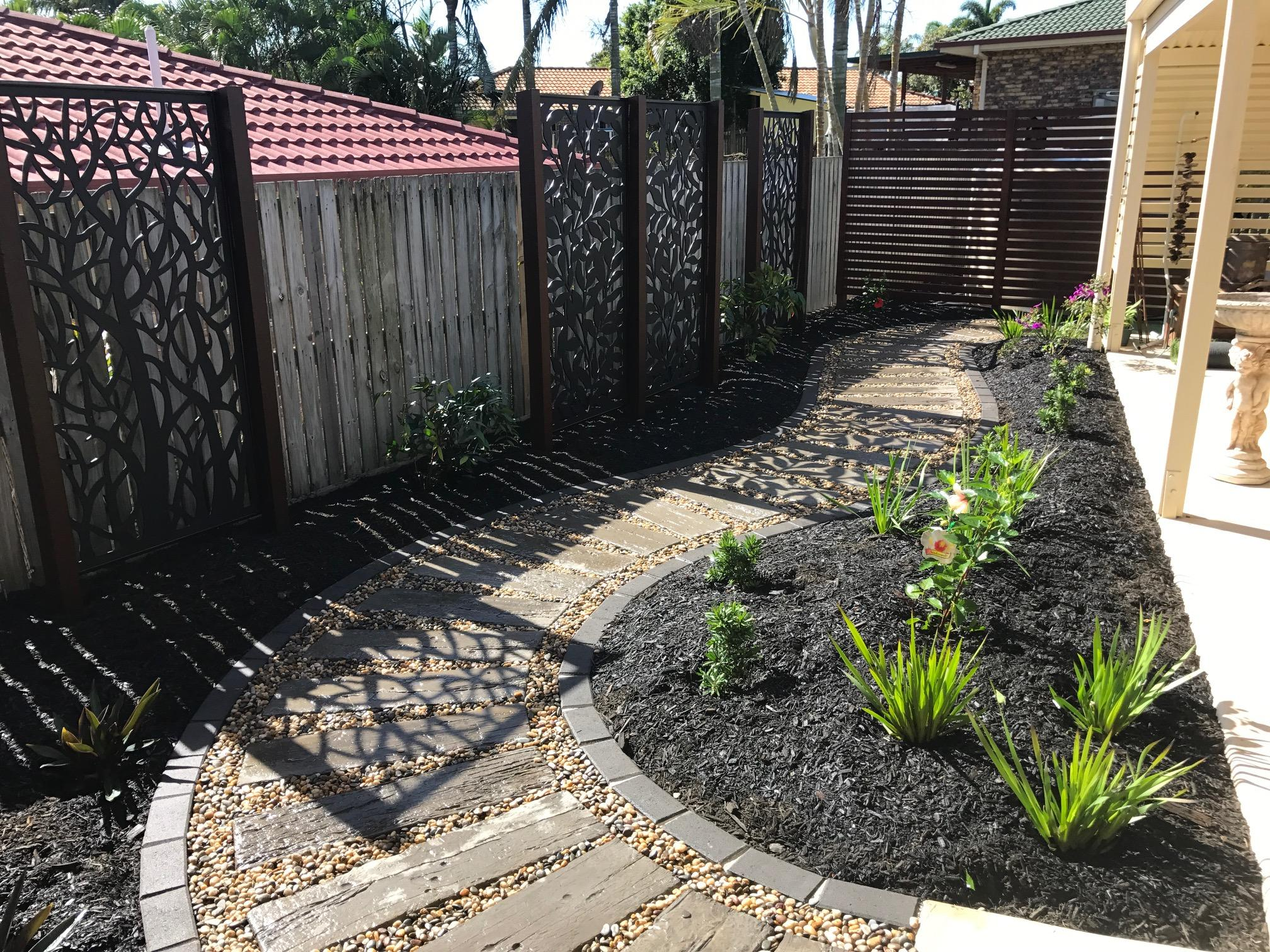 Naturescape landscaping Brisbane