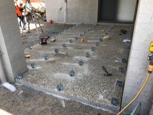 Alfresco Decking installation - Brisbane Landscaping