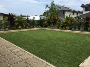 North Lakes garden design