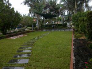 Landscapers Brisbane | garden design project