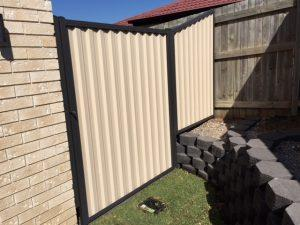 Colourbond fencing Brisbane