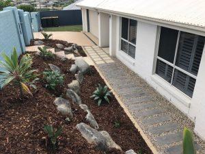 Landscape garden design Brisbane