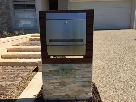 letter box Brisbane - Sunshine Coast