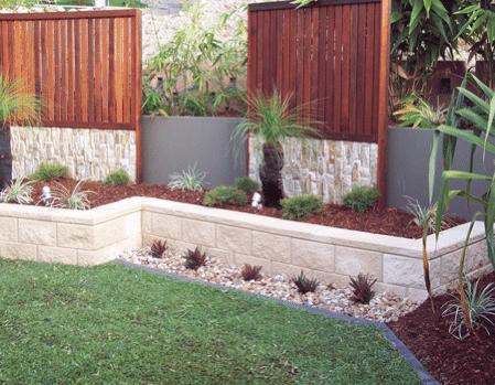 Brisbane landscaping - Retaining Wall Brisbane