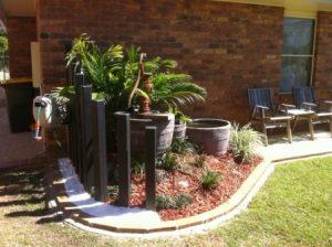water feature Sunshine Coast