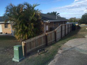 timber fencing Brisbane