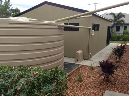 Rain water tanks Brisbane