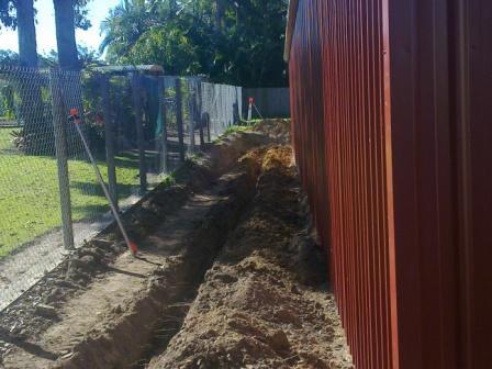 Drainage Prep Sunshine Coast