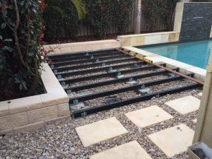 Decking Brisbane - floor Joist