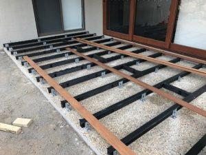 Alfresco Decking Installation Brisbane