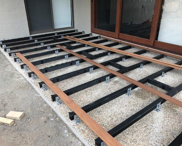 Alfresco Decking Installation Brisbane