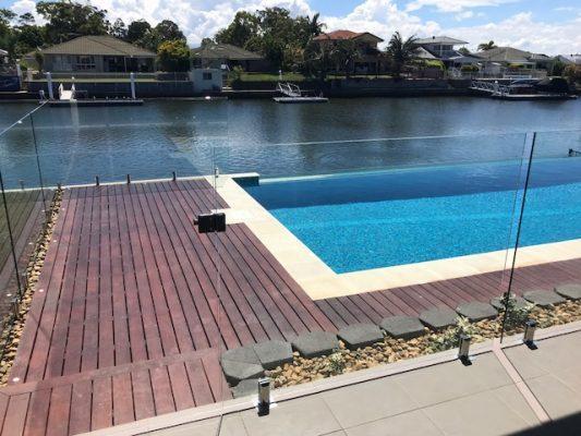 Landscaping - Pool Surrounds Brisbane