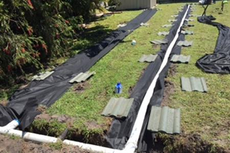 Brisbane Landscapers - Drainage solutions