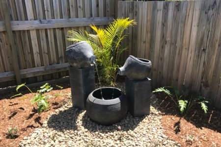 Landscaping Brisbane - Water feature