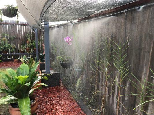 Micro irrigation - srpinkler system North Brisbane