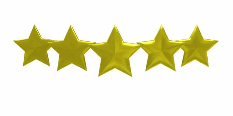 5 star landscaping reviews