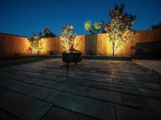 Landscapers Brisbane - Garden Lighting